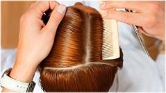 رشد مو و بررسی خواب طبیعی و تشخیص مدل قبلی مشتری در آرایشگری